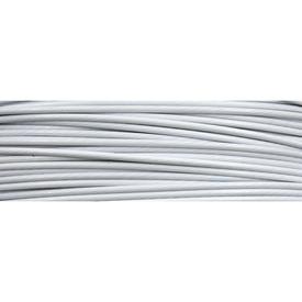 1603-0301-05 - Tiger Tail Fils 1mm Blanc Rouleau de 100m 1603-0301-05,Liquidation par catégories,Fils, Cordons, Rubans et Chaines,Tiger Tail,Wire,1mm,Blanc,Rouleau de 100m,Chine,montreal, quebec, canada, beads, wholesale